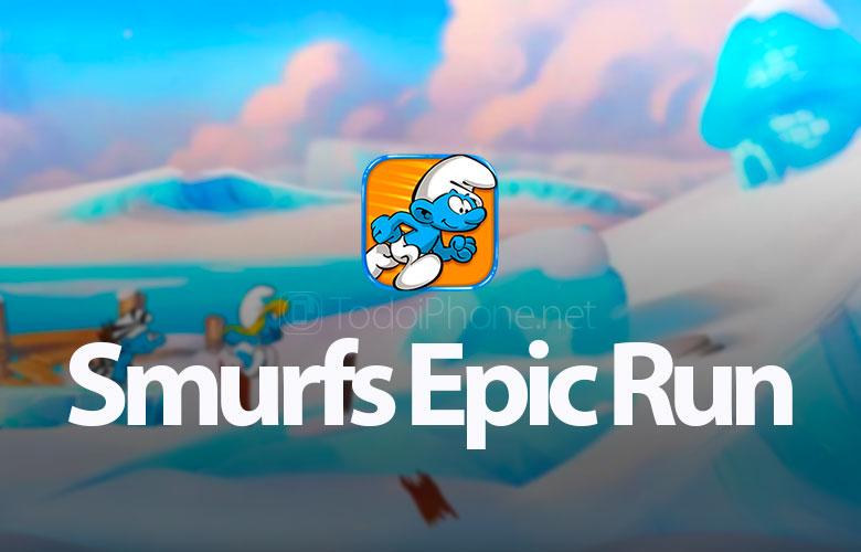 smurfs-epic-run-nuevo-juego-pitufos-iphone-ipad