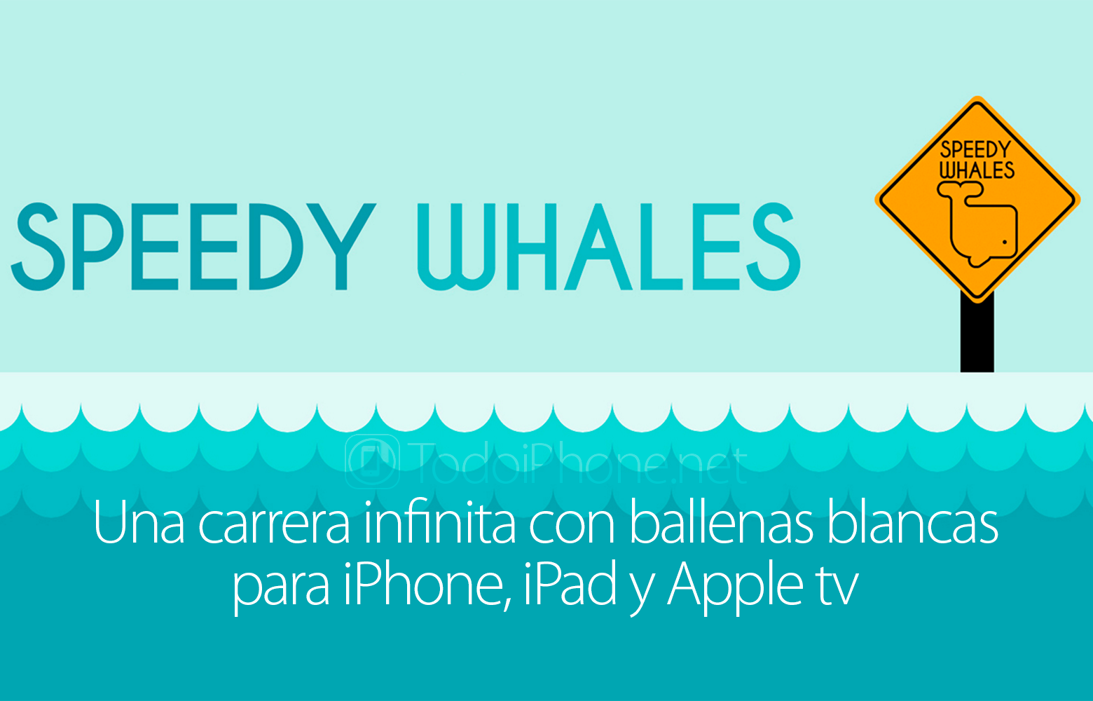 speedy-whales-juego-carrera-infinita-iphone-ipad
