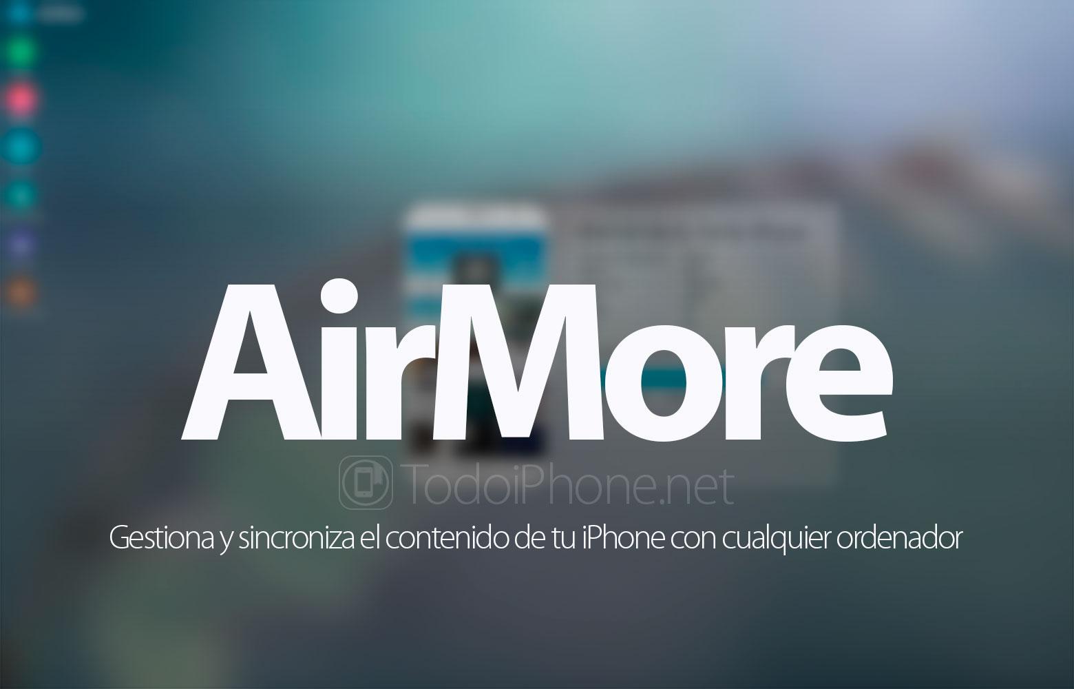 airmore-gestiona-sincroniza-contenido-iphone-ordenador