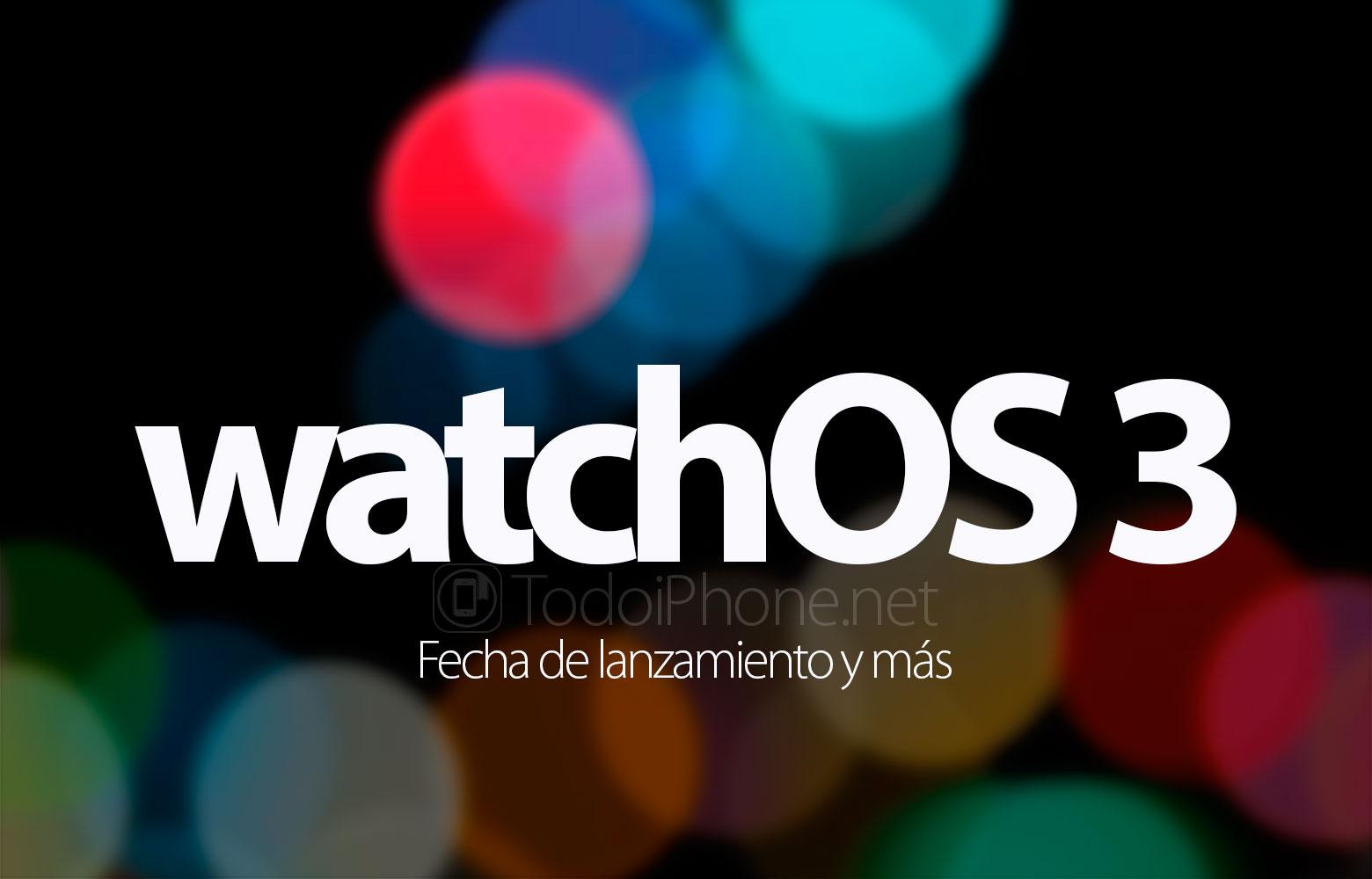 watchos-3-fecha-lanzamiento