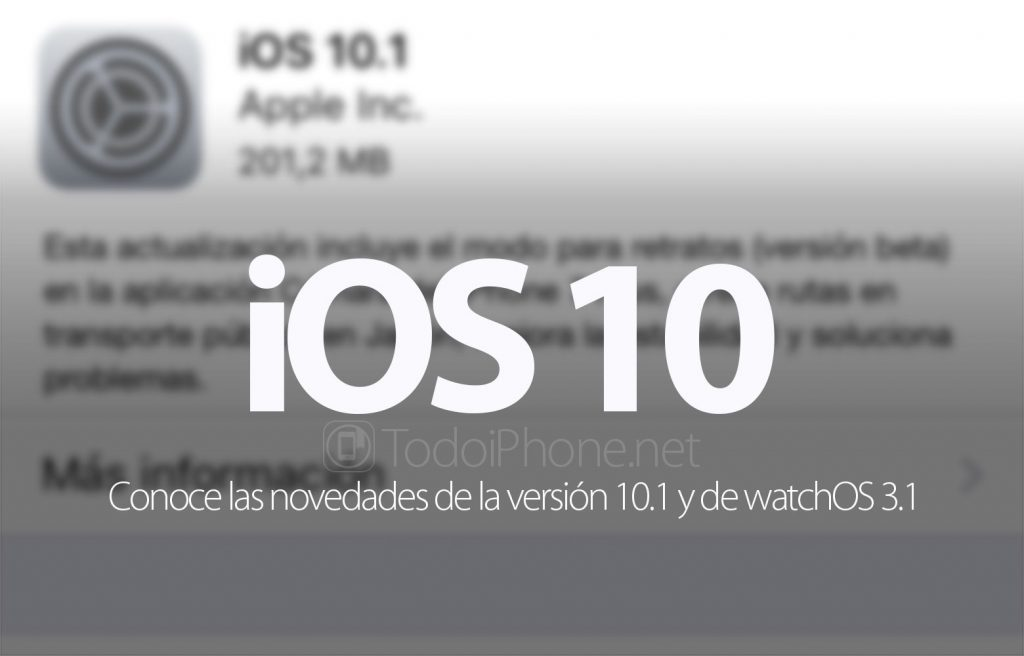 novedades-ios-10-1-iphone-watchos-3-1