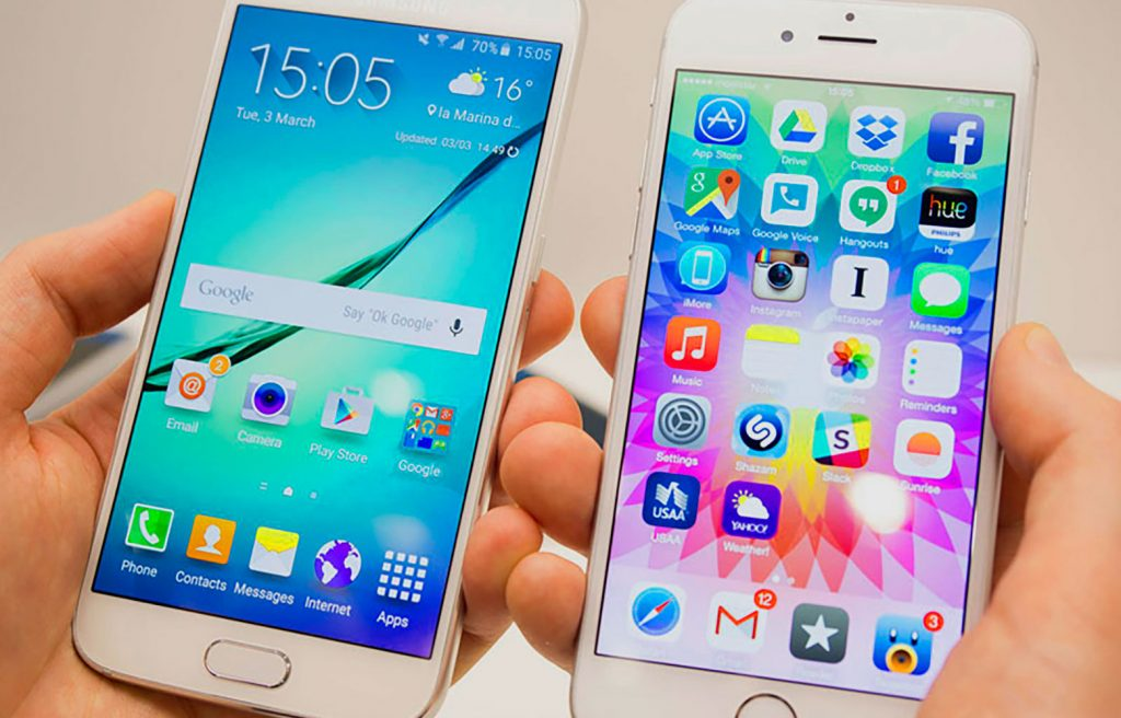 Cual Comprar Iphone 7 Plus O Samsung S7 Edge