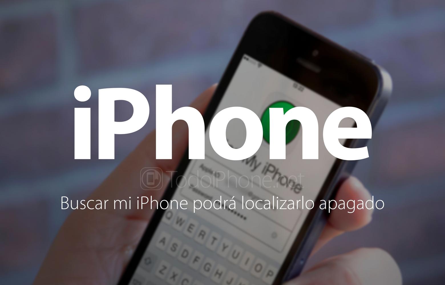 Cuanto te roben tu dispositivo, utiliza Buscar mi iPhone