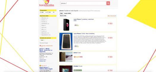 donde venden iphone 7