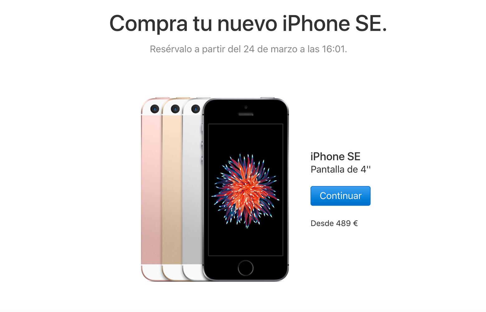 Iphone Se Gb Caracteristicas