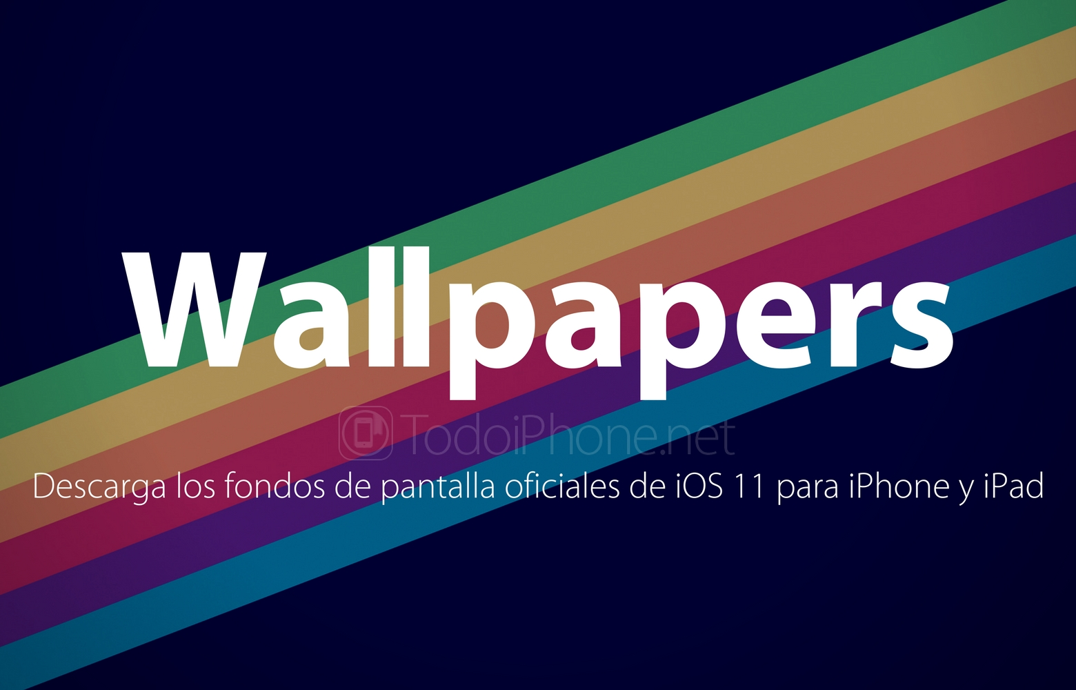 370 Wallpapers Para Iphone: IOS 11: Descarga Los Nuevos Fondos De Pantalla Para IPhone