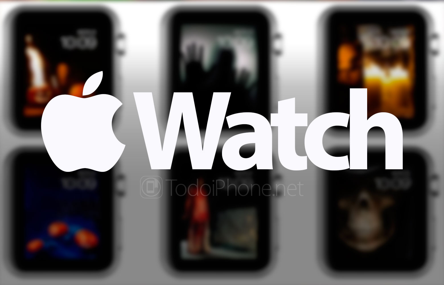 Como configurar un GIF como esfera para Apple Watch