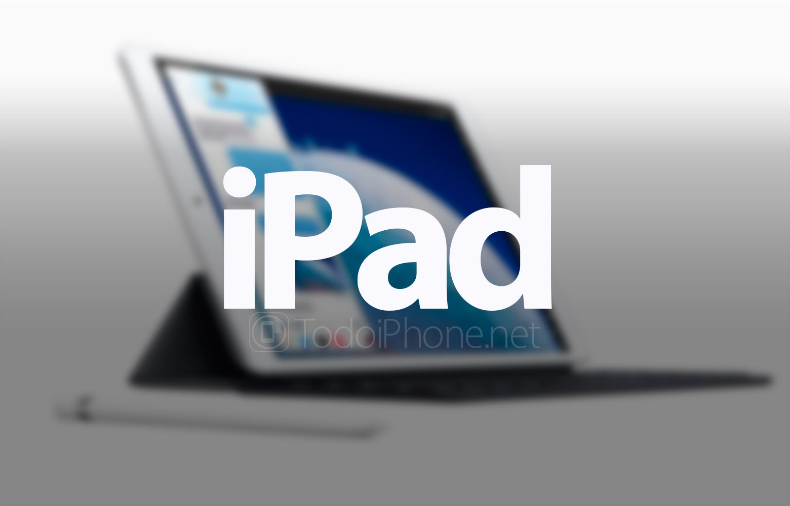 Apple presents a new iPad 10.2 inches cheaper and with new features 1